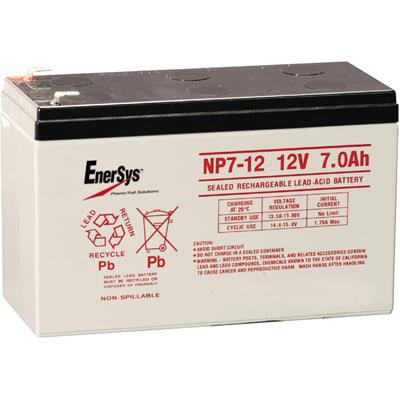 Batterie 12VDC 7Ah